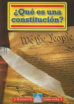 Que Es una Constitucion? = What Is a Constitution? - William David Thomas