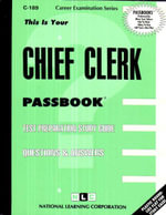 Chief Clerk - Jack Rudman