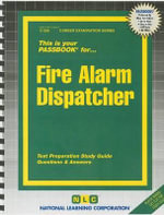Fire Alarm Dispatcher - Jack Rudman