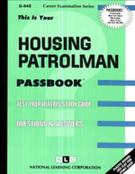 Housing Patrolman - Jack Rudman