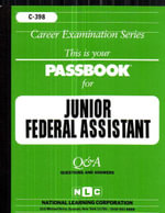 Junior Federal Assistant - Jack Rudman