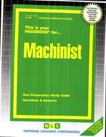 Machinist - Jack Rudman