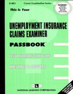 Unemployment Insurance Claims Examiner - Jack Rudman