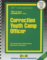 Correction Youth Camp Officer Men C-958a - Jack Rudman