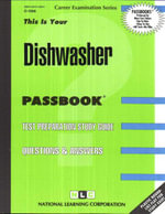 Dishwasher - Jack Rudman