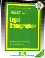 Legal Stenographer - Jack Rudman