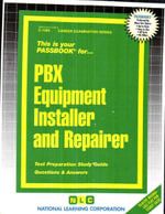 Pbx Equipment Installer and Repairer - Jack Rudman
