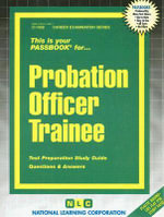 Probation Officer Trainee - National Learning Corporation