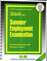 Summer Employment Examination - Jack Rudman