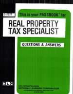 Real Property Tax Specialist - Jack Rudman