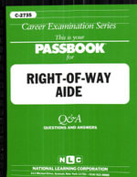 Right-Of-Way Aide - Jack Rudman