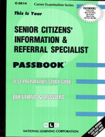 Senior Citizens Information and Referral Specialist - Jack Rudman