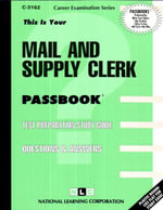 Mail & Supply Clerk - Jack Rudman