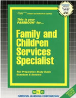 Family and Children Services Specialist - Jack Rudman