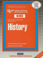 GRE History - National Learning Corporation