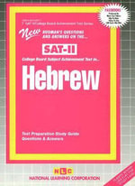 Hebrew - National Learning Corporation