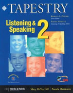 Tapestry Listening and Speaking : Level 2 - Pam Hartmann