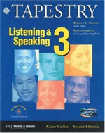 Tapestry Listening and Speaking : Level 3 - Karen Carlisi