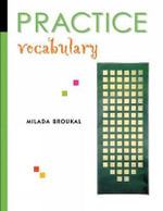 Practice : Vocabulary - Milada Broukal