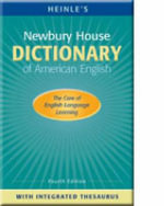 Heinle's Newbury House Dictionary of American English with Integrated Thesaurus - Philip M. Rideout