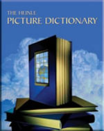 Heinle Picture Dictionary : Portuguese-english and English-portuguese - Huizenga