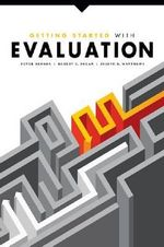 Getting Started with Evaluation : Ready-To-Use Programs for Children