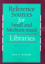 Reference Sources for Small and Medium-sized Libraries - Jovian P. Lang