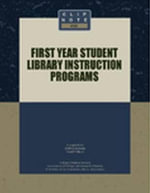 First Year Student Library Instruction Programs - Debbie Malone