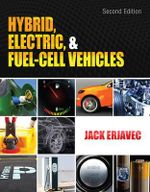 Hybrid, Electric And Fuel-Cell Vehicles - Jack Erjavec