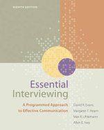Essential Interviewing : A Programmed Approach to Effective Communication - David R Evans