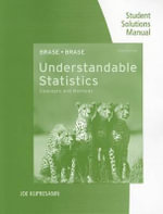 Understandable Statistics: Concepts and Methods : Student Solutions Manual - Charles Henry Brase