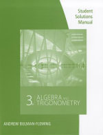 Algebra & Trigonometry Student Solutions Manual : Mathematics for Calculus - James Stewart