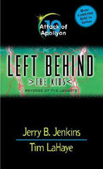 Attack of Apollyon : Revenge of the Locusts 19 - Jerry B. Jenkins