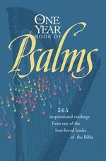 One Year Book of Psalms-Nlt - William J Petersen