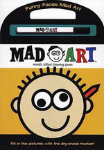 Funny Faces Mad Art : Mad Art - Salina Yoon