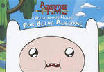 Righteous Rules for Being Awesome : Adventure Time - Jake Black