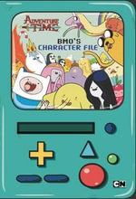 BMO's Character File : Adventure Time (Price Stern Sloan) - Brandon T Snider
