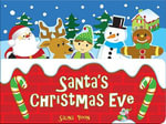 Santa's Christmas Eve - Salina Yoon