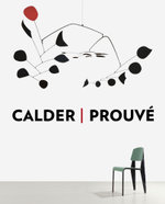 Calder / Prouve : Gagosian Gallery, New York - Exhibition Catalogues - Annie Cohen-Solal