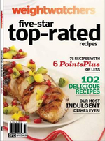 Weight Watchers Five-star Top-rated Recipes Summer - Weight Watchers
