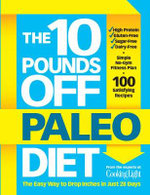 The Ten Pounds Off Paleo Diet : The Easy Way to Drop Inches in Just 30 Days - John Hastings
