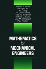 Mathematics for Mechanical Engineers - Frank Kreith