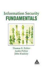 Information Security Fundamentals - Justin Peltier