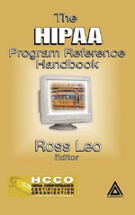 The Hippa Program Reference Handbook : The Legal and Business Environments after China's ... - Ross A. Leo