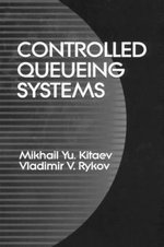 Controlled Queueing Systems - Mikhail Yu Kitaev