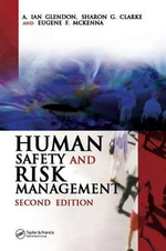Human Safety and Risk Management - A.Ian Glendon