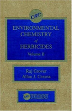 Environmental Chemistry of Herbicides : v. 2