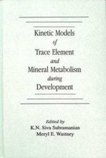 Kinetic Models of Trace Element and Mineral Metabolism During Development : 3.5