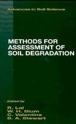 Methods for Assessment of Soil Degradation : Program Strategies for Legal, International, and F...
