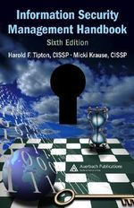 Information Security Management Handbook - Harold F. Tipton